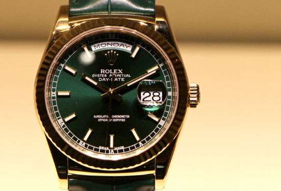 High quality swiss fake Rolex Day-Date watches from China