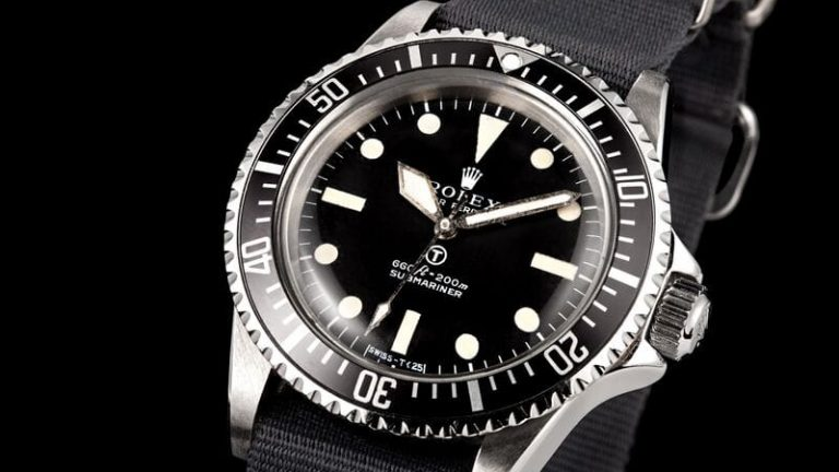 Best AAA copy Rolex MilSub Submariner Ref. 5517 watches for sale