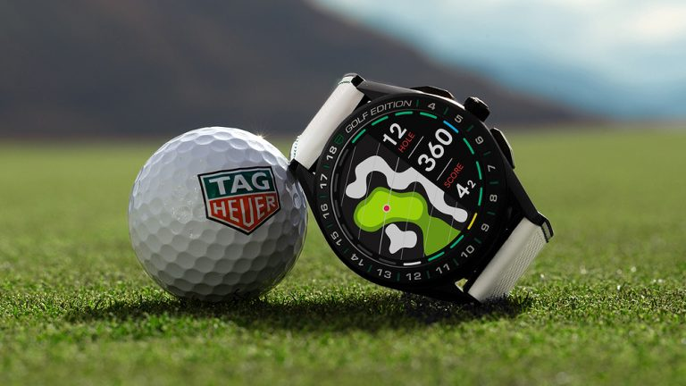 AAA TAG Heuer Luanched New Third-Generation Connected Golf Edition Replica Watch