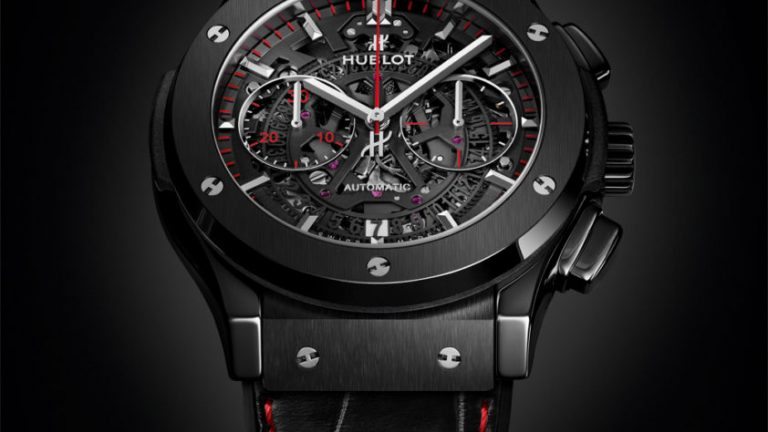 "High Quaitly Hublot Classic Fusion Aerofusion Chronograph ""Watches of Switzerland Group"" Special Edition Replica Watches"